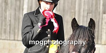 BBDRC Dressage at Todburn EC on Sunday 03 04 2011