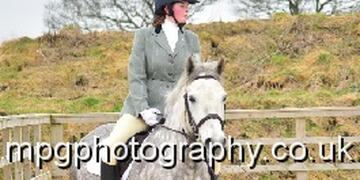 Dressage at Pastures New EC on Sunday 06 03 2011